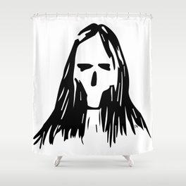 Someone Rock Shower Curtain