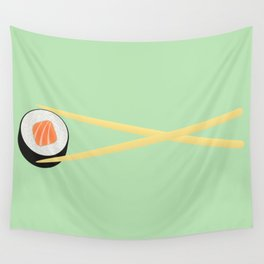 The Perfect Sushi I Wall Tapestry