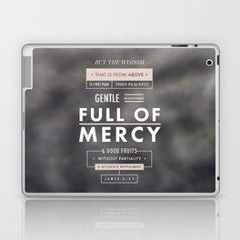 James 3:17 Laptop & iPad Skin