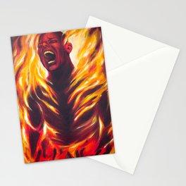 Pyrophobia Stationery Cards