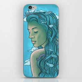 Siren of the Seas iPhone Skin