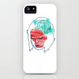 Italien girl iPhone Case