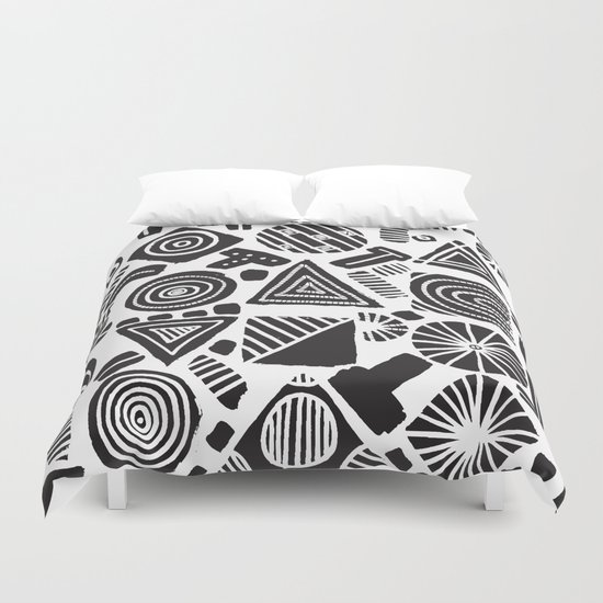 ABSTRACT 006 Duvet Cover