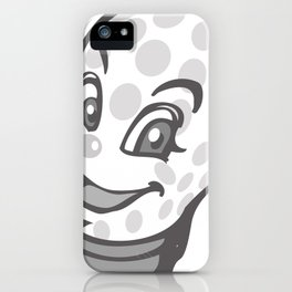 Illustration iPhone Case