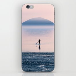 Heading to Blue Island iPhone Skin