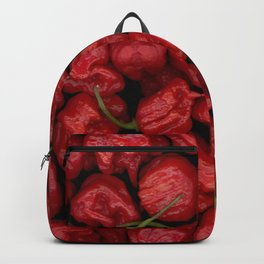 Pepper Head Pattern Backpack