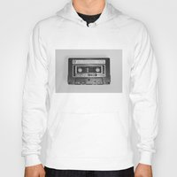 tape Hoodies featuring Tape by RMK Photography