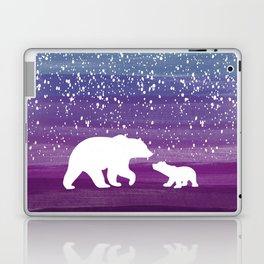 Bears from the Purple Dream Laptop & iPad Skin