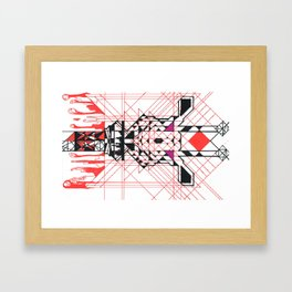 georaffe Framed Art Print
