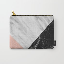 Marble Collage Carry-All Pouch