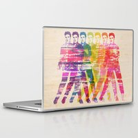 elvis presley Laptop & iPad Skins featuring Elvis Presley by manish mansinh