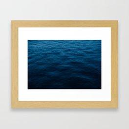Bayside Framed Art Print