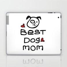 Best dog mom Laptop & iPad Skin