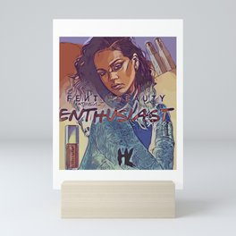 FENTY FACE Mini Art Print