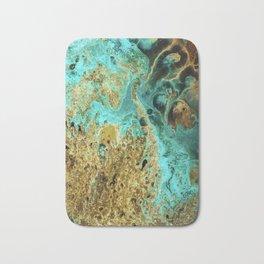 Sapphire Diver Bath Mat