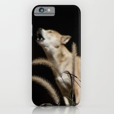 Howling to the Moon iPhone 6s Slim Case