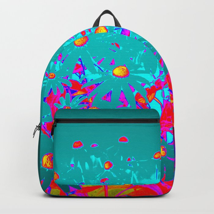 Faerie Garden Vignette | Flower | Flowers | Backpack