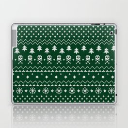 Christmas Sweater Laptop & iPad Skin