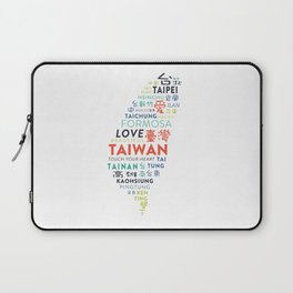 TAIWAN 2 Laptop Sleeve