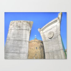Reginald's Tower, Waterford City, Ireland Canvas Print