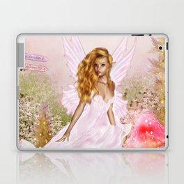 Pink Opal Laptop & iPad Skin