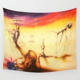 Neo-Django Wall Tapestry