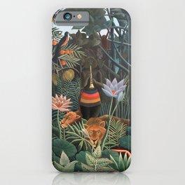 Henri Rousseau - The Dream iPhone Case