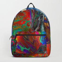 Hippy Girl Backpack
