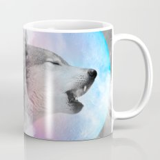 Maybe the Wolf Is In Love with the Moon / Unrequited Love Mug