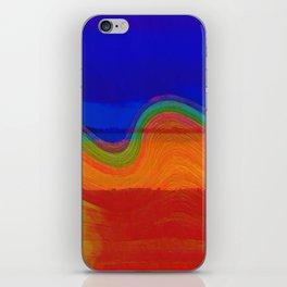Venus Wind iPhone Skin
