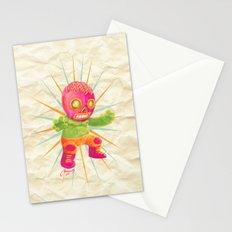 zombie ala lucha  Stationery Cards