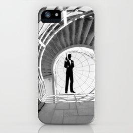 James aBONDened iPhone Case