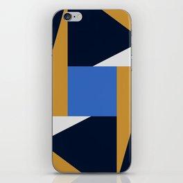 Abstract Geometric iPhone Skin