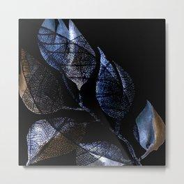 Dark leaf 1 Metal Print