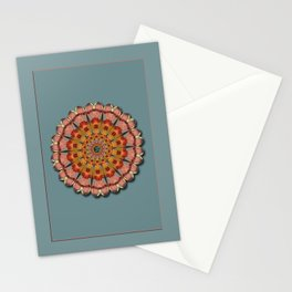 Dragonfly Om Stationery Cards