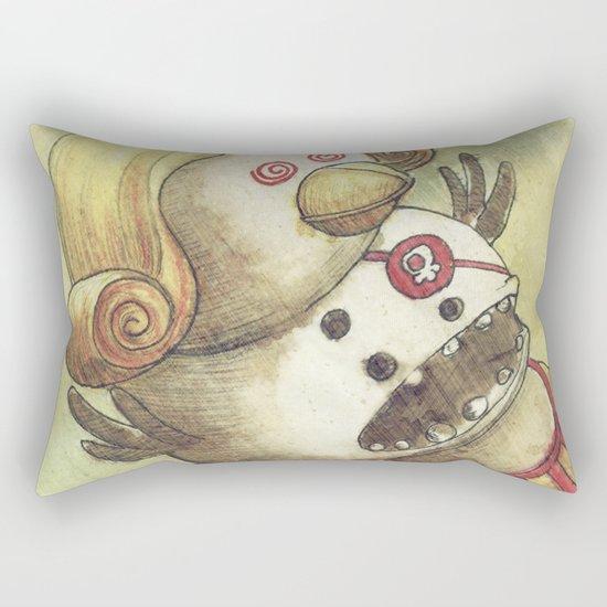 Pirataparuca Rectangular Pillow