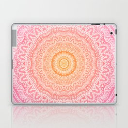 Sunset mandala Laptop & iPad Skin