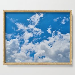 sky Serving Tray