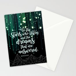 ACOMAF - Starfall Stationery Cards