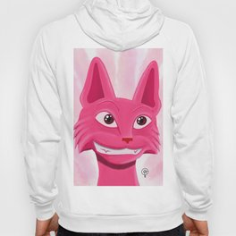 Lollipop the pinky cat Hoody