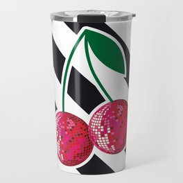 disco chery Travel Mug