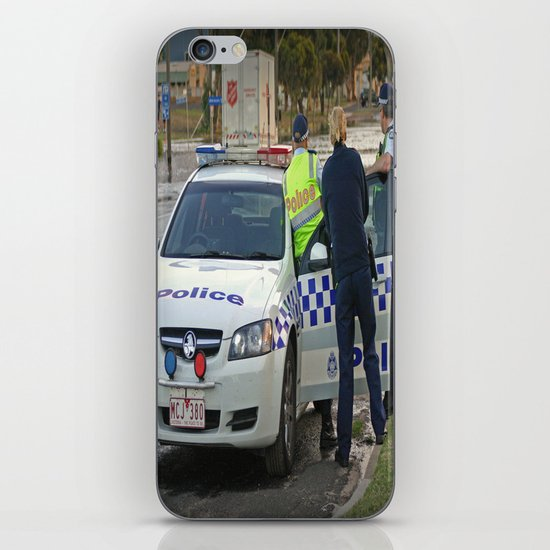 Didn't we just say no Entry? iPhone & iPod Skin