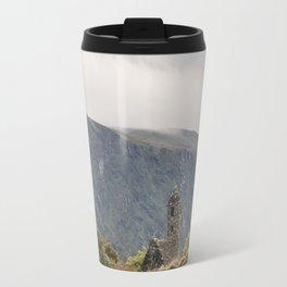 Glendalough Mountain Monastery Travel Mug