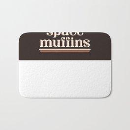 Space Muffins Bath Mat