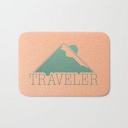 Traveler  Bath Mat