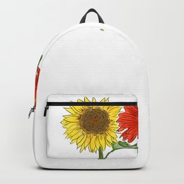 And Peggy Unique Hamilton US History T-Shirt Backpack