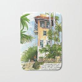 Hemingway's Cuba:  Writing Studio at Finca Vigia Bath Mat
