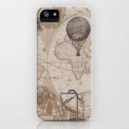 Gears of Flight iPhone Case