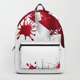 Canadian Splatter Backpack