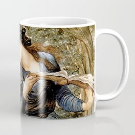 "Edward Burne-Jones ""Beguiling of Merlin"" Coffee Mug"
